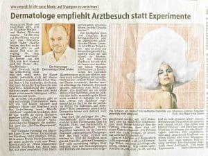 Noris Dermatologie Abendzeitung